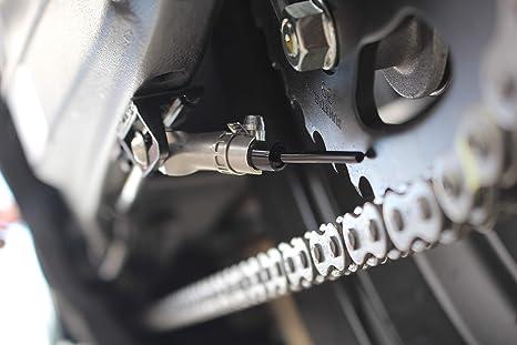 Scottoiler Vsystem Automatisches Kettenschmiersystem Für Fast Alle Motorräder Scottoiler Auto