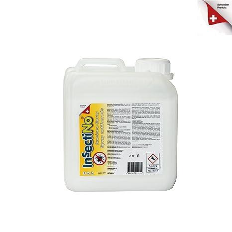 INSECTINO Ameisenstop 1 x 2 ltr Nachfüllkanister - Spray ...