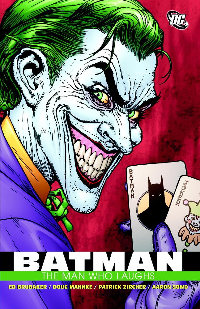 Batman: The Man Who Laughs ile ilgili görsel sonucu