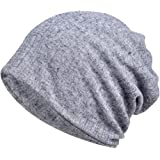 KISSTYLE さわやか ニット帽子 レディース メンズ ワッチ 通気性 ガーゼ生地 抗がん剤 医療用 3WAY ビーニー