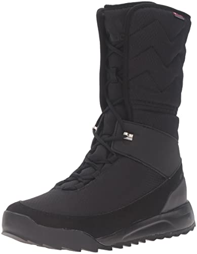adidas outdoor Women s CW Choleah High CP Leather Snow Boot Black 999c109a2