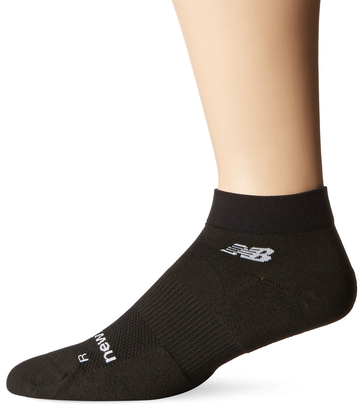 New Balance Unisex 1 Pack Technical Elite Nbx Olefin Quarter Socks