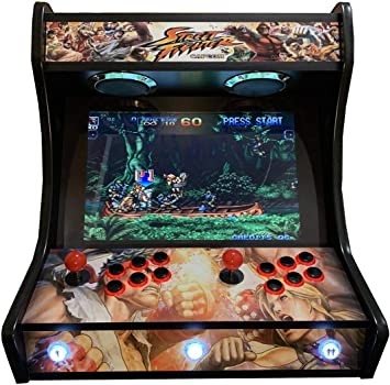 """Arcade BARTOP VIDEOCONSOLA Retro """"EDICIÓN Deluxe"""" máquina ..."""