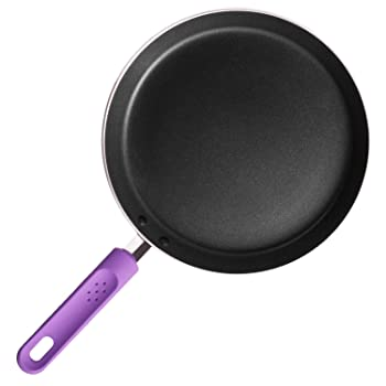 ROCKURWOK Advanced Nonstick Crepe Pan