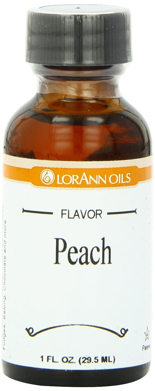 LorAnn Super Strength Peach Flavor, 1 ounce bottle