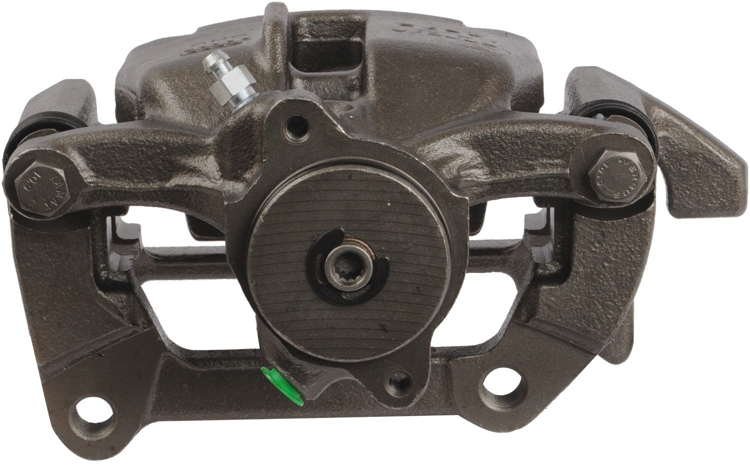 A1 Cardone 19-B7262 Unloaded Brake Caliper with Bracket (Remanufactured) by A1 Cardone