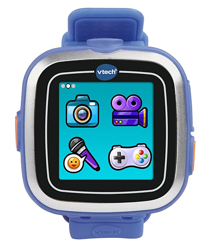 VTech Kidizoom Smartwatch, Blue (Discontinued by manufacturer)