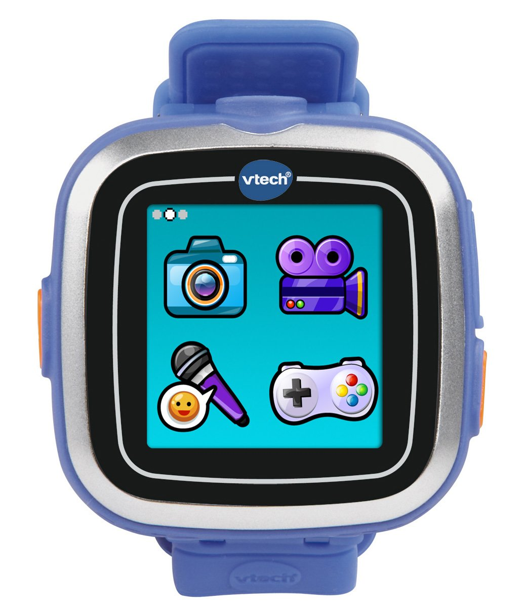 VTech Kidizoom Smartwatch, Blue (Discontinued by manufacturer) by VTech Kidizoom (Image #3)
