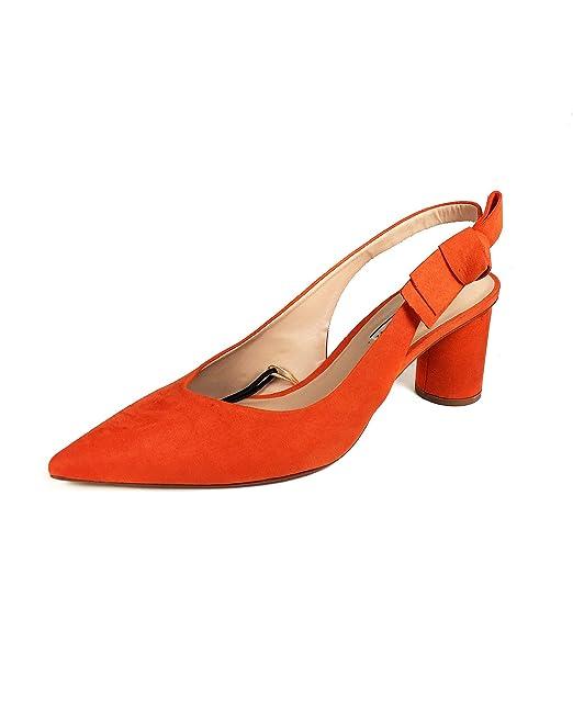 549e451b1d8 Zara Women High Heel Shoes with Bow Detail 7230 301 (39 EU