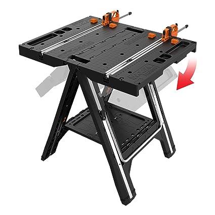 Wondrous Amazon Com Worx Pegasus Multi Function Work Table And Inzonedesignstudio Interior Chair Design Inzonedesignstudiocom