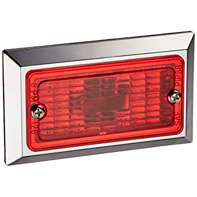 Peterson Manufacturing V126R Red Clearance Light: Automotive