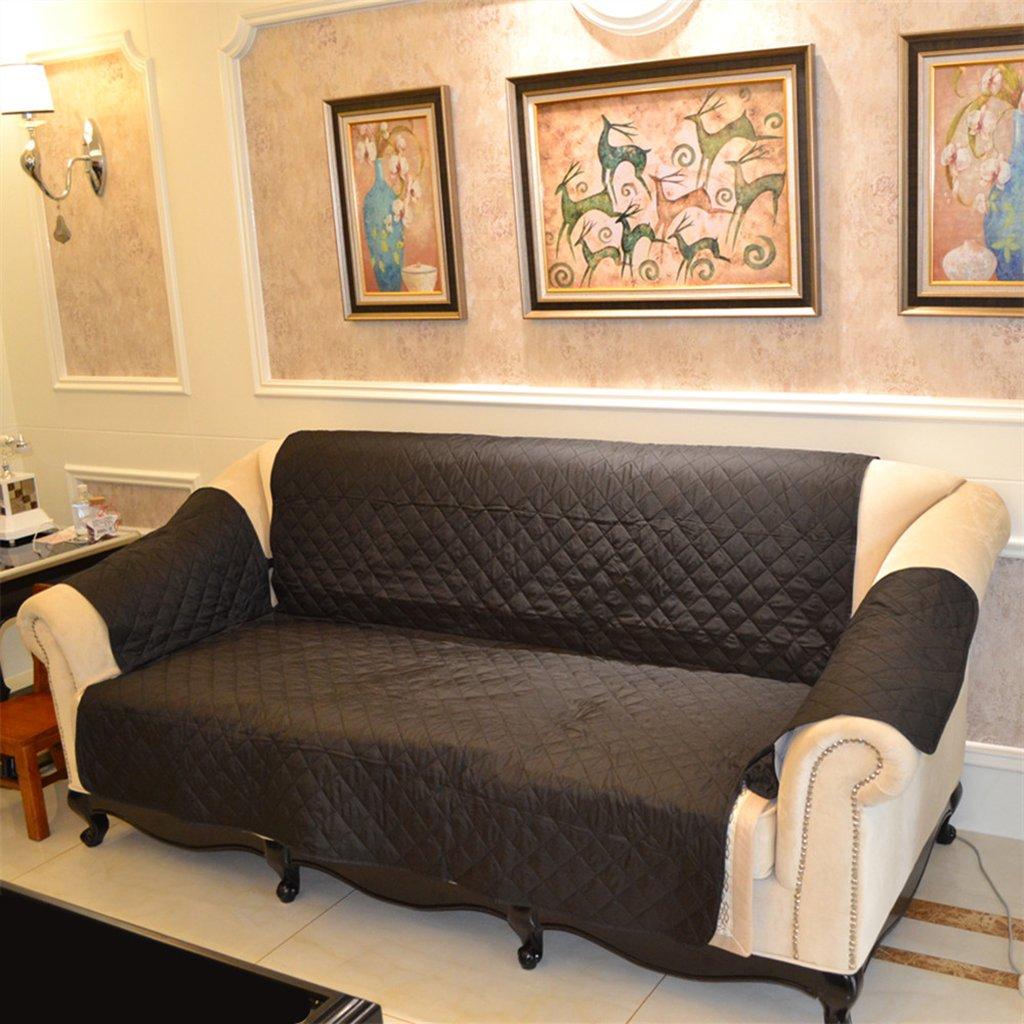 Violet Protection Housse de Canap/é 3 Places Sofa Couverture Imperm/éable /à Leau pour Maison