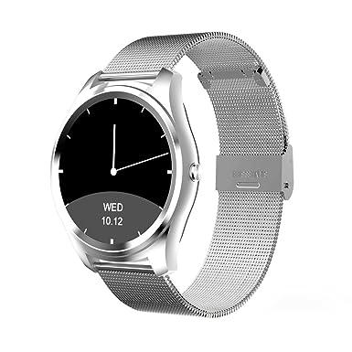 Diggro SW19 - Reloj Inteligente con Bluetooth Resistente al ...