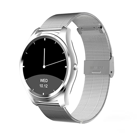 Diggro DI03 Smart Watch IP67 Waterproof MTK2502C Support Bluetooth Speaker Microphone G-Sensor Siri Heart