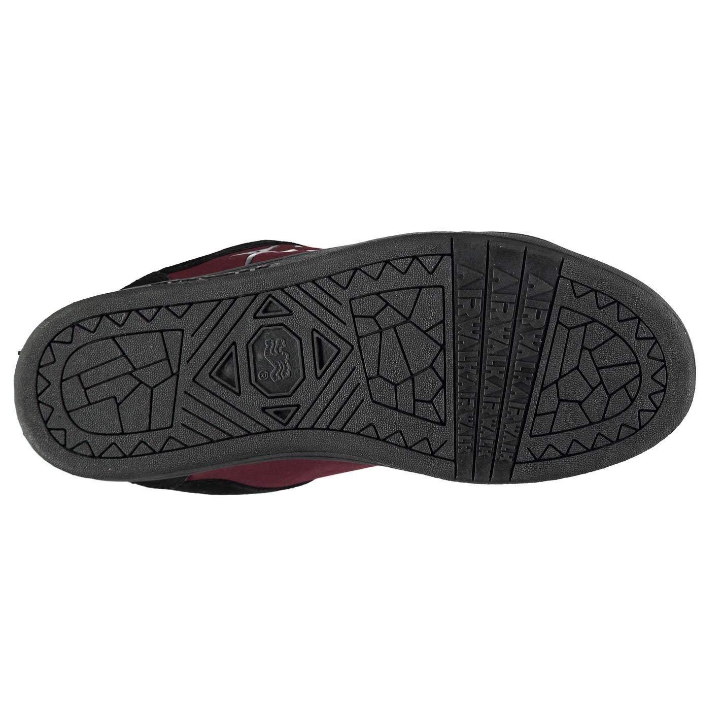 Original Shoes Airwalk Neptune Scarpe da Skate Bordeaux da Uomo Skate Scarpe da Ginnastica