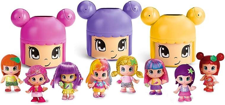 Famosa- Pinypon Cabeza sorpresa con 1 muñeca, Multicolor (700014756), color/modelo surtido: Juguetes y juegos - Amazon.es