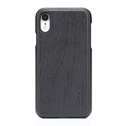 Amazon.com: Funda para iPhone XR, Pierre Cardin, piel de ...