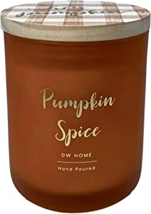 DW Home Hey Pumpkin Spice Scented Candle