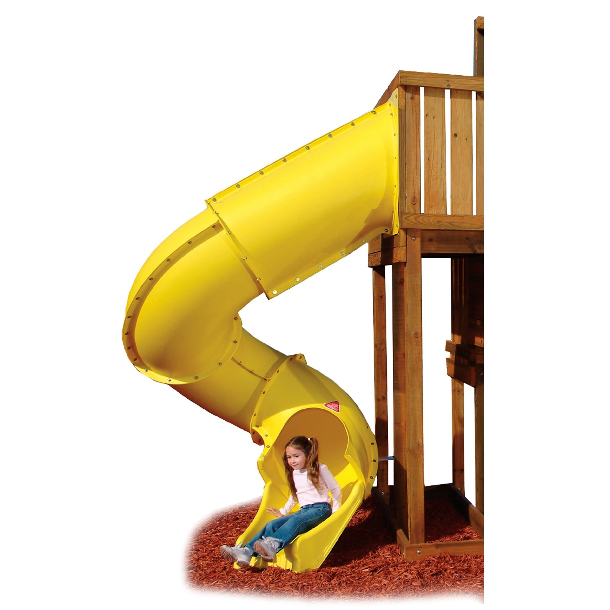 Turbo Tube Slide by Swing-N-Slide