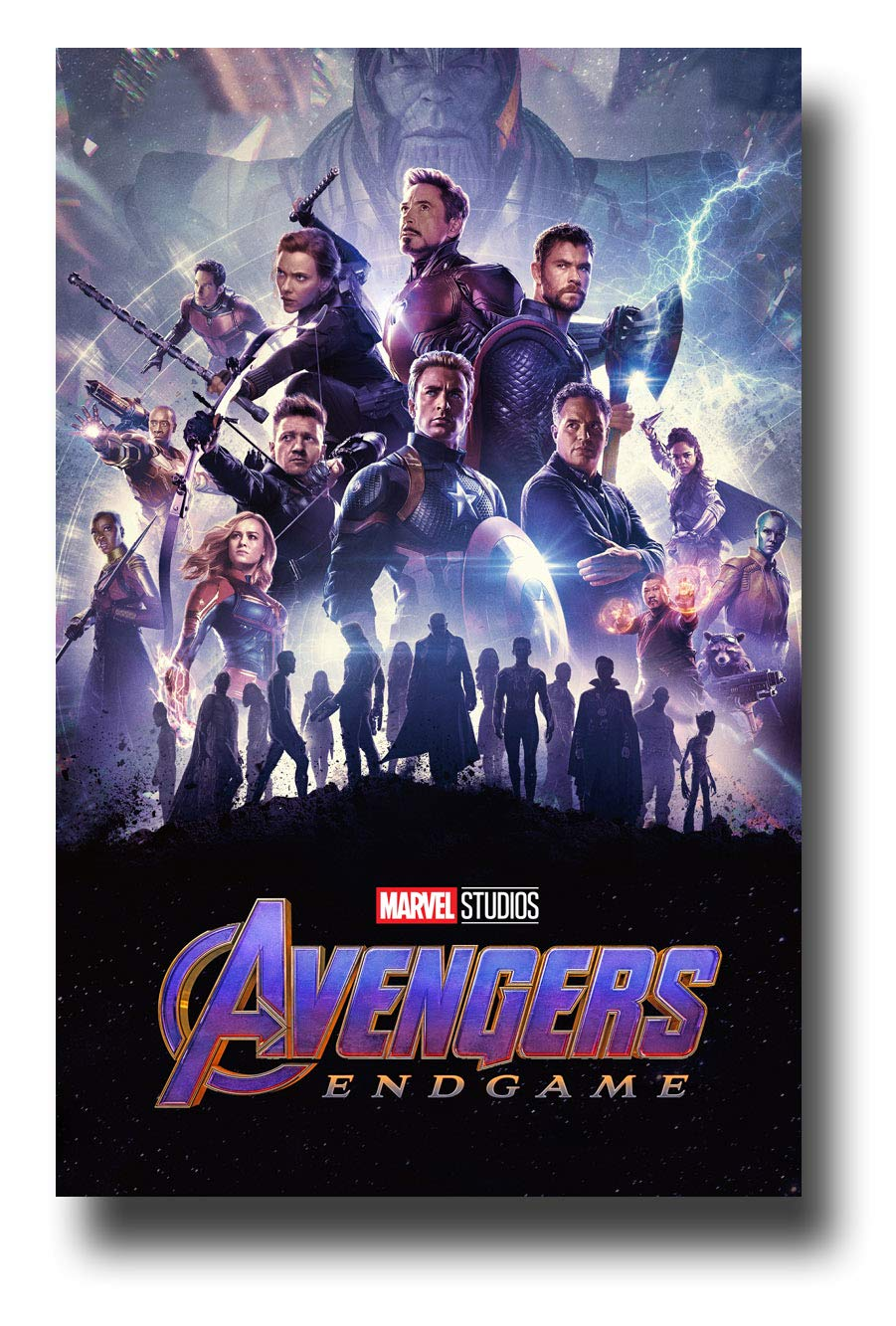 Avengers Endgame Poster Movie Promo 11 x 17 inches End Game International