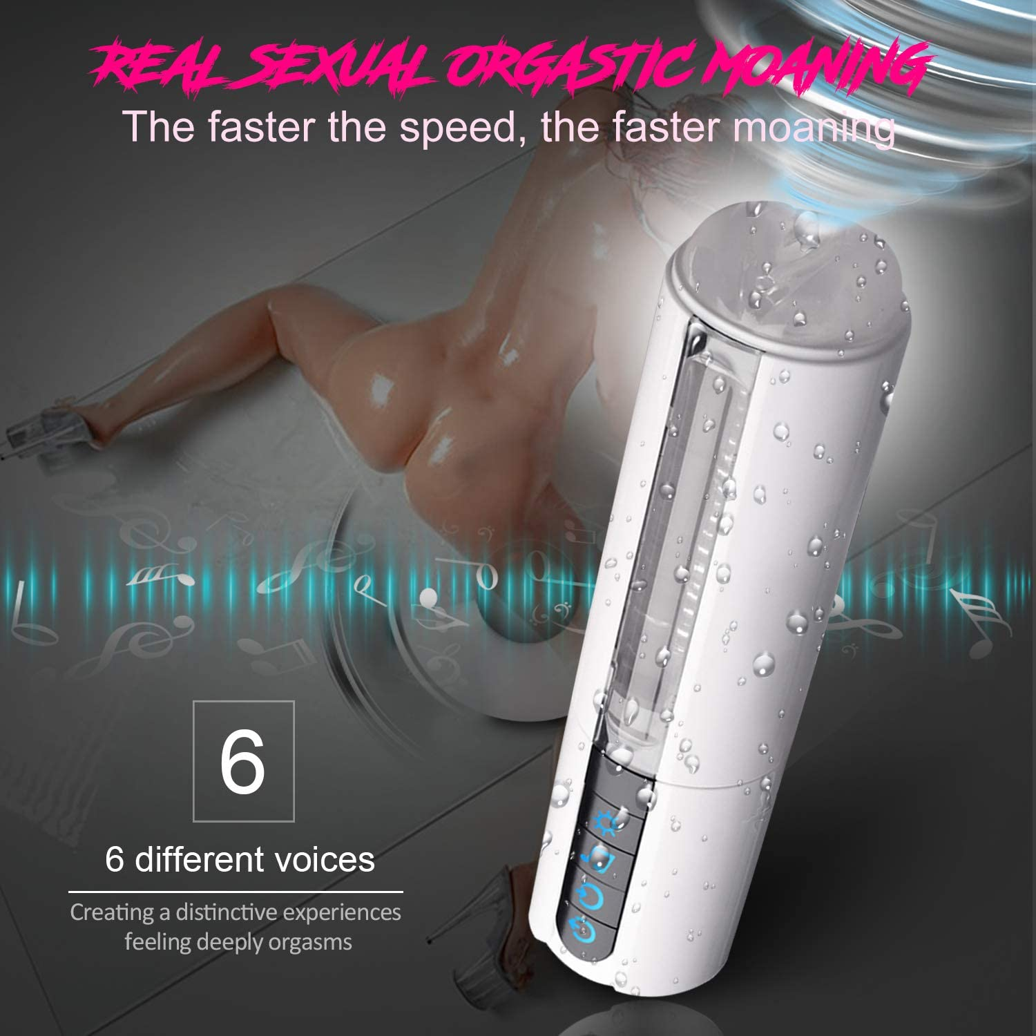 Male Electric Massager Kit with 9 Powerful Modes Suction Vibration Massage Vacuum Pump Tool, Electric Thrustíig Pennis Sucking Toys Birthday Gift for Boyfriend Husband Sexy Underwear Toy for Man