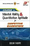 Course in Mental Ability and Quantitive Aptitude 3rd  Edition price comparison at Flipkart, Amazon, Crossword, Uread, Bookadda, Landmark, Homeshop18