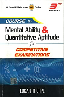 Quantitative Aptitude For Competitive Examinations 17th Edition Pdf
