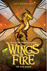 The Hive Queen (Wings of Fire) (12) Hardcover