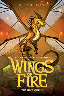 Darkness Of Dragons Wings Of Fire Book 10 Tui T Sutherland