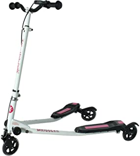 Homcom Patinete Scooter de 3 Ruedas Plegable Scooter de ...
