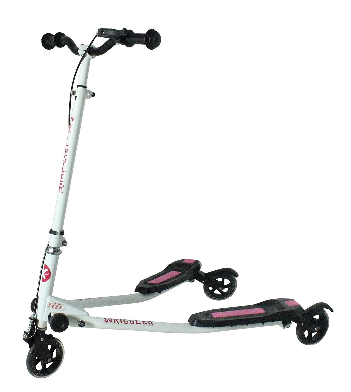 Kidzmotion niño inquieto vagabundo 3 ruedas scooter de ...