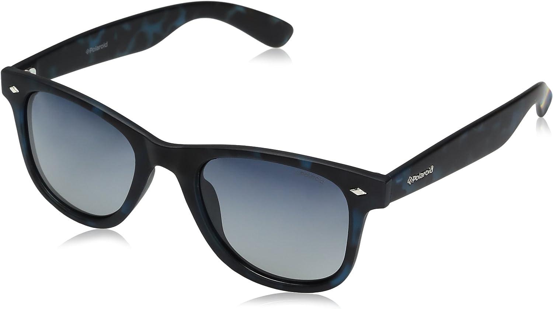 Havana Blue//Bluette Sf Polar 50 Unisex Adulto Polaroid PLD 6009//N M Z7 Sec Gafas de sol Azul