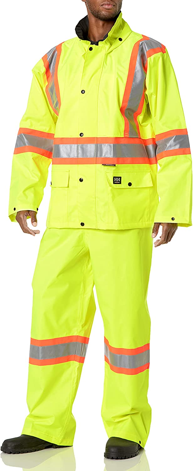 OFFicial shop Special sale item Helly Hansen Workwear Men's Waverley High Visibility Packable St