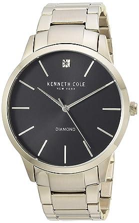 4daba078173 Amazon.com  Kenneth Cole New York Men s Quartz Stainless Steel ...