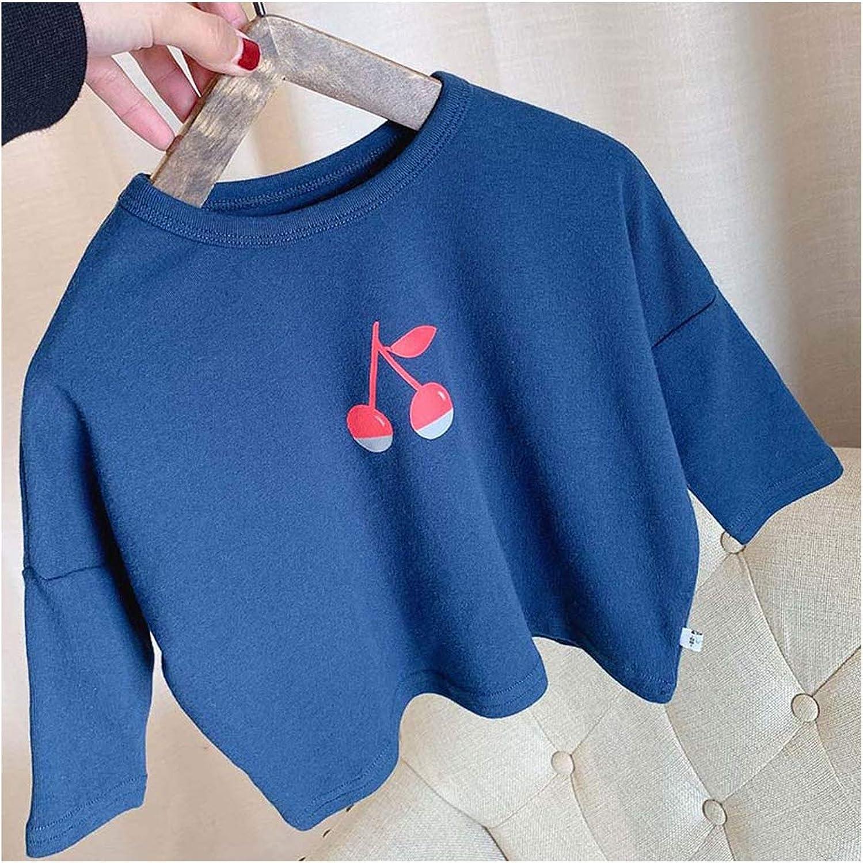 Plaid Shirt Cotton T Shirt Baby Girl Solid Long Sleeve T Shirt Kids O Neck Shirts