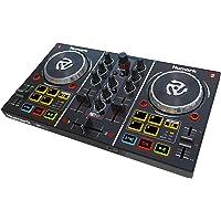 Numark Party Mix Consolle, da Dj a Due Canali con Proiezione Luci Colorate e Interfaccia Audio