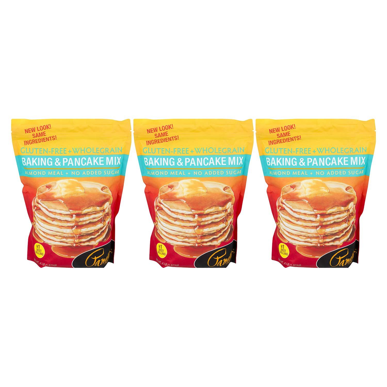 Pamela's Products Baking & Pancake Mix - 4 lb (Pack - 3)