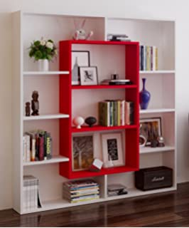 FRAME Bookcase Green Shelving Unit Book Shelf for living