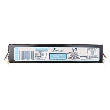 Philips Advance 3 or 4 Lamp Electronic Ballast Model ICN4P32N