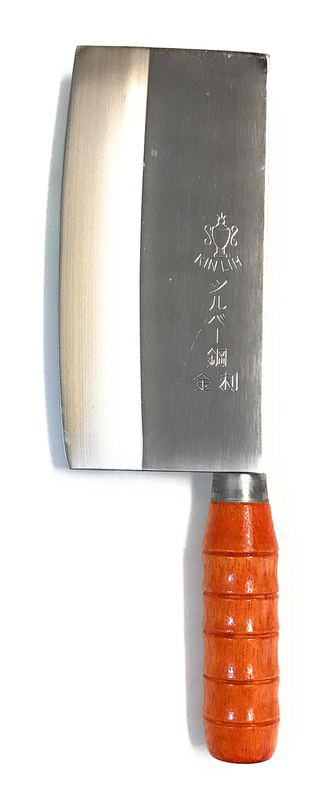 Traditional Chinese Kitchen Vegetable Cleaver Knife 7 Inch By TLA by TLA Source Deals