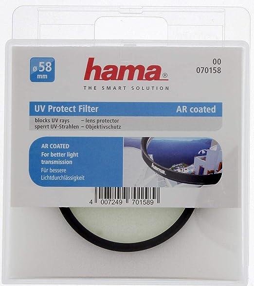 Hama Uv Filter 58mm Kamera