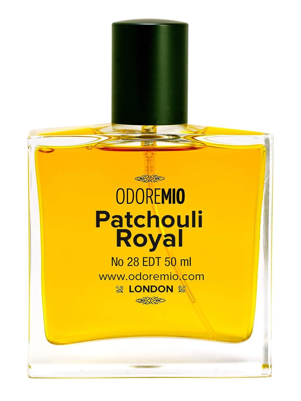Odore Mio Patchouli Royal EDT 15 ml Organic Perfume Spray