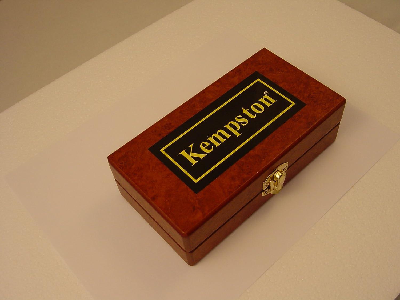 Kempston KC3040 Roundover Set 1//4-Inch Shank 4-Pieces