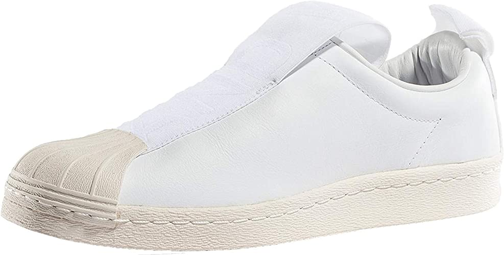 adidas Superstar Bw35 Slipon W, Sneakers Basses Femme