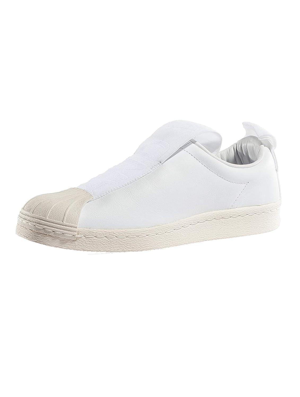 Blanc (Ftwr blanc Ftwr blanc Off Off blanc) adidas Superstar Bw3s Slipon W, Chaussures de Fitness Femme  en ligne