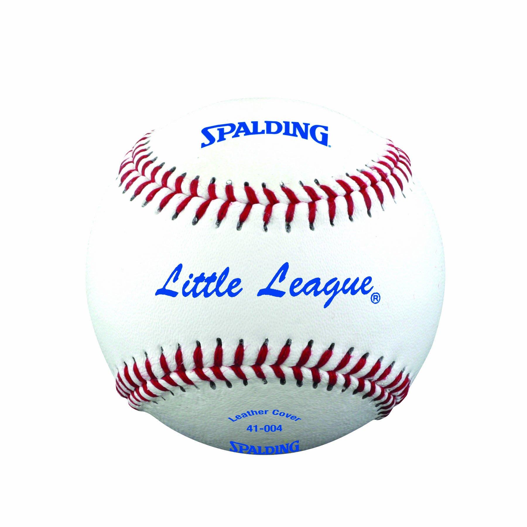 Spalding Little League Composite Cork Baseball - Dozen