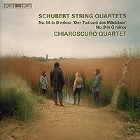 Schubert: String Quartets [Chiaroscuro Quartet] [Bis: BIS2268]