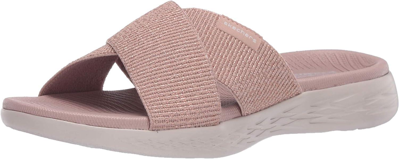 Max 48% OFF Skechers Women's Slide 2021 new Sandal