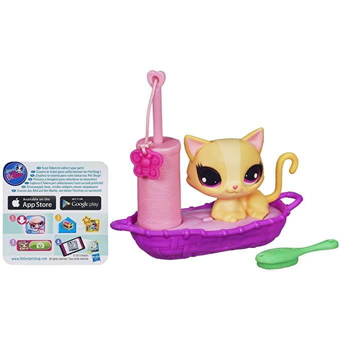 Littlest Pet Shop Kittys Cozy Cot Set