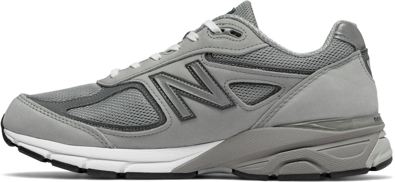 New Balance Men's M990ib4 B074VGYC3Q 12 6E US|Grey